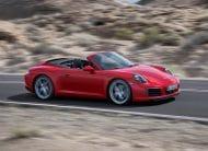 2009 Porsche 911 Turbo Cabriolet