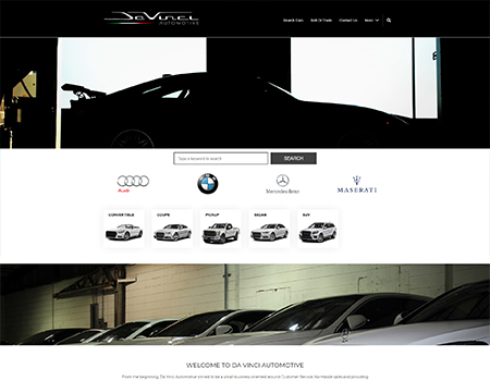 autodealer car dealer wordpress template