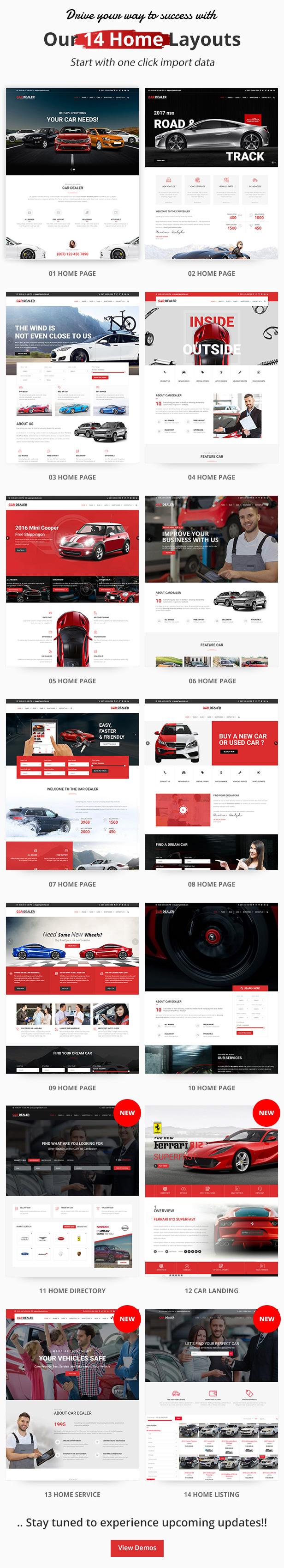 Car Dealer -  Automotive Responsive WordPress Theme - 6