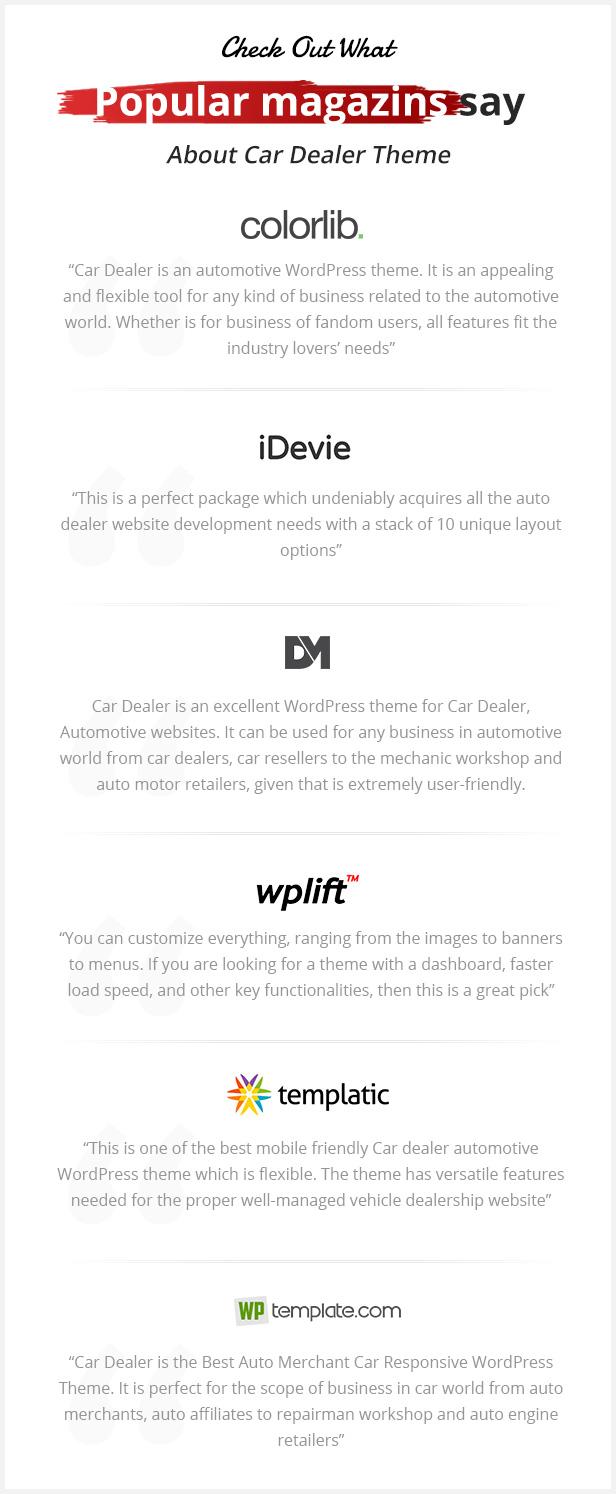 Car Dealer -  Automotive Responsive WordPress Theme - 26