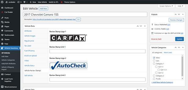 Car Dealer -  Automotive Responsive WordPress Theme - 12
