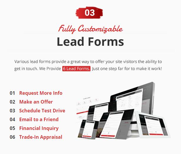 Car Dealer -  Automotive Responsive WordPress Theme - 14
