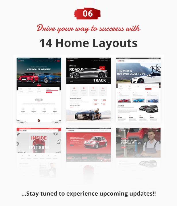 Car Dealer -  Automotive Responsive WordPress Theme - 17
