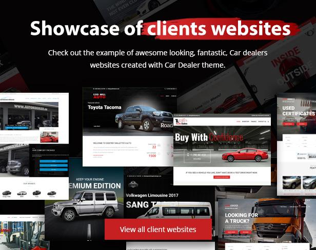 Car Dealer -  Automotive Responsive WordPress Theme - 25