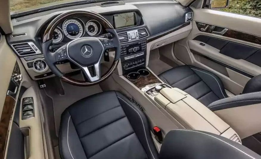 2016 Mercedes-Benz E 63 AMG S 4MATIC