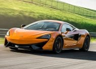 2014 McLaren 570GT