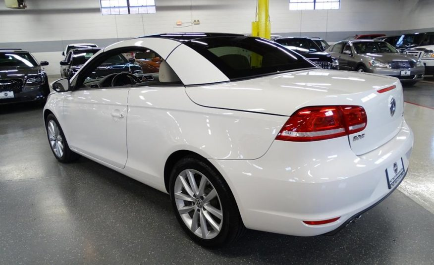 2013 Volkswagen Eos