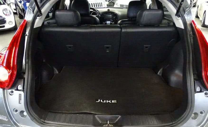 2011 Nissan JUKE SL