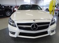 2013 Mercedes-Benz CLS CLS 550 4MATIC