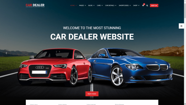 best automotive WordPress theme