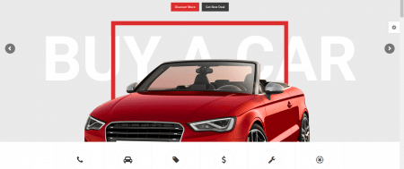 The Best Car Dealer & Automotive WordPress Theme with Latest Features